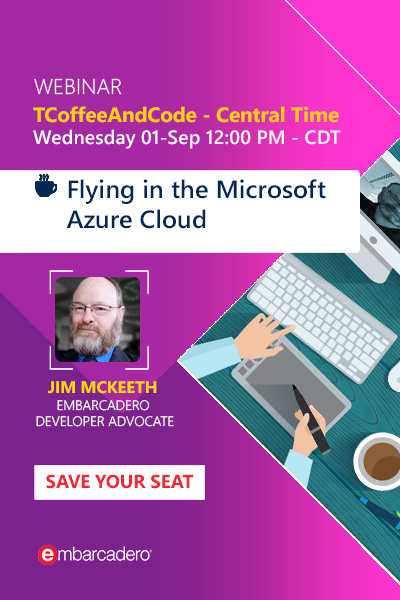 20 Banners Tcoffeeandcode Sep 2021 Flying In The Microsoft Azure 400x600