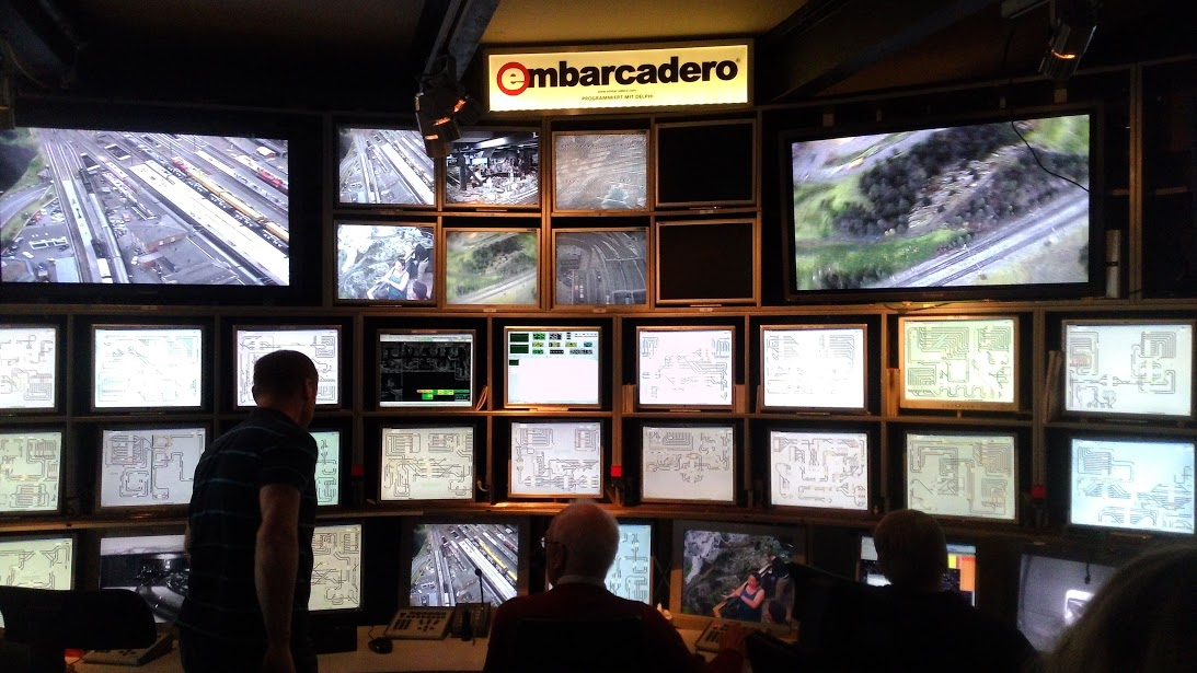 Vehicle Control Room