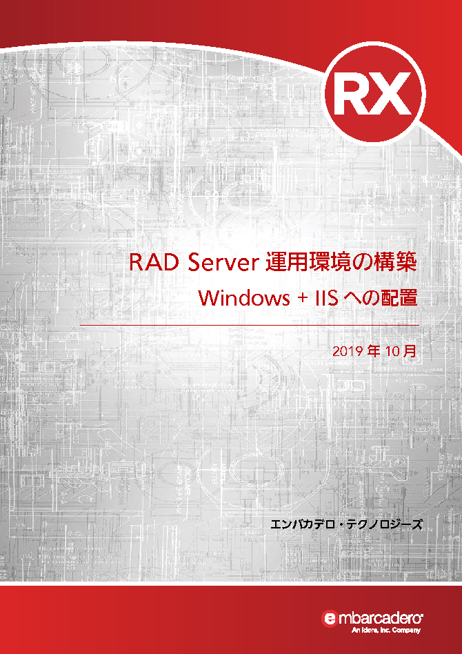 Rad Server Deploy To Windows Iis