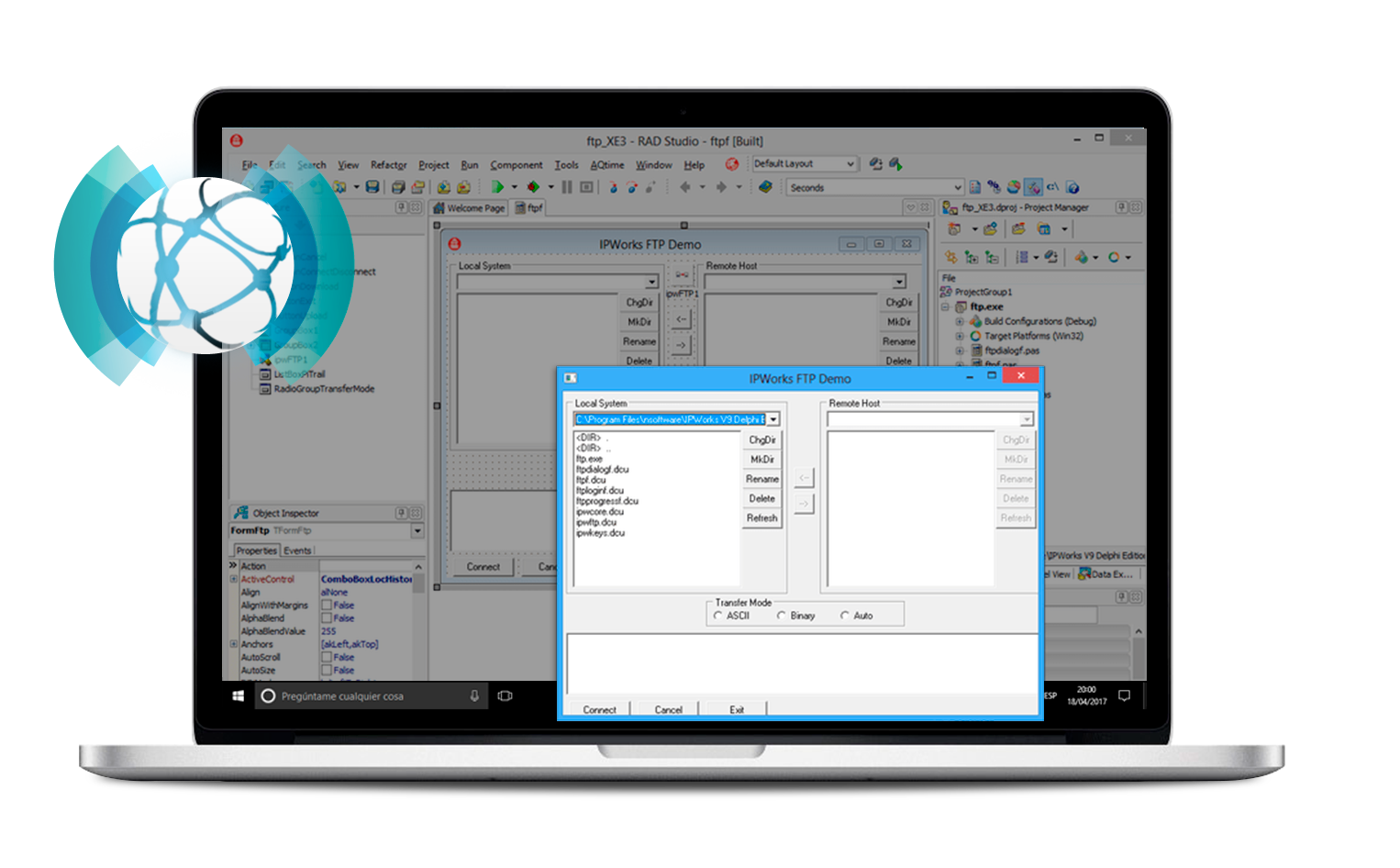 Get a jump start on component-based internet development with IP*Works!